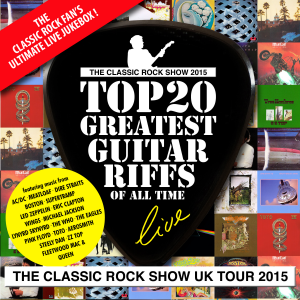 The Classic Rock Show UK 2015